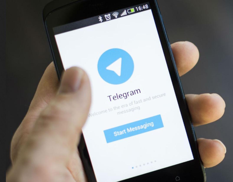 چرا نمیتونم وارد کانال های تلگرام بشم