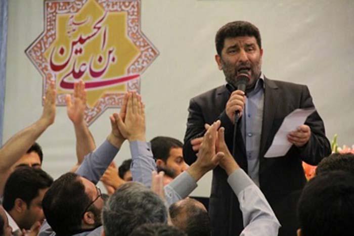 مولودی امام حسین حاج سعید حدادیان