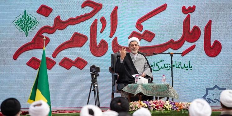 سخنرانی محرم 1400 دکتر رفیعی