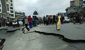 تلفات زلزله ۷.۷ ریشتری در افغانستان و پاکستان به 180 نفر رسید.