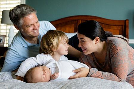 رابطه والدین با کودک