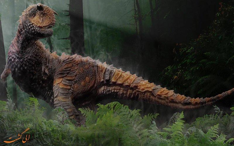 دایناسورهای پرداری