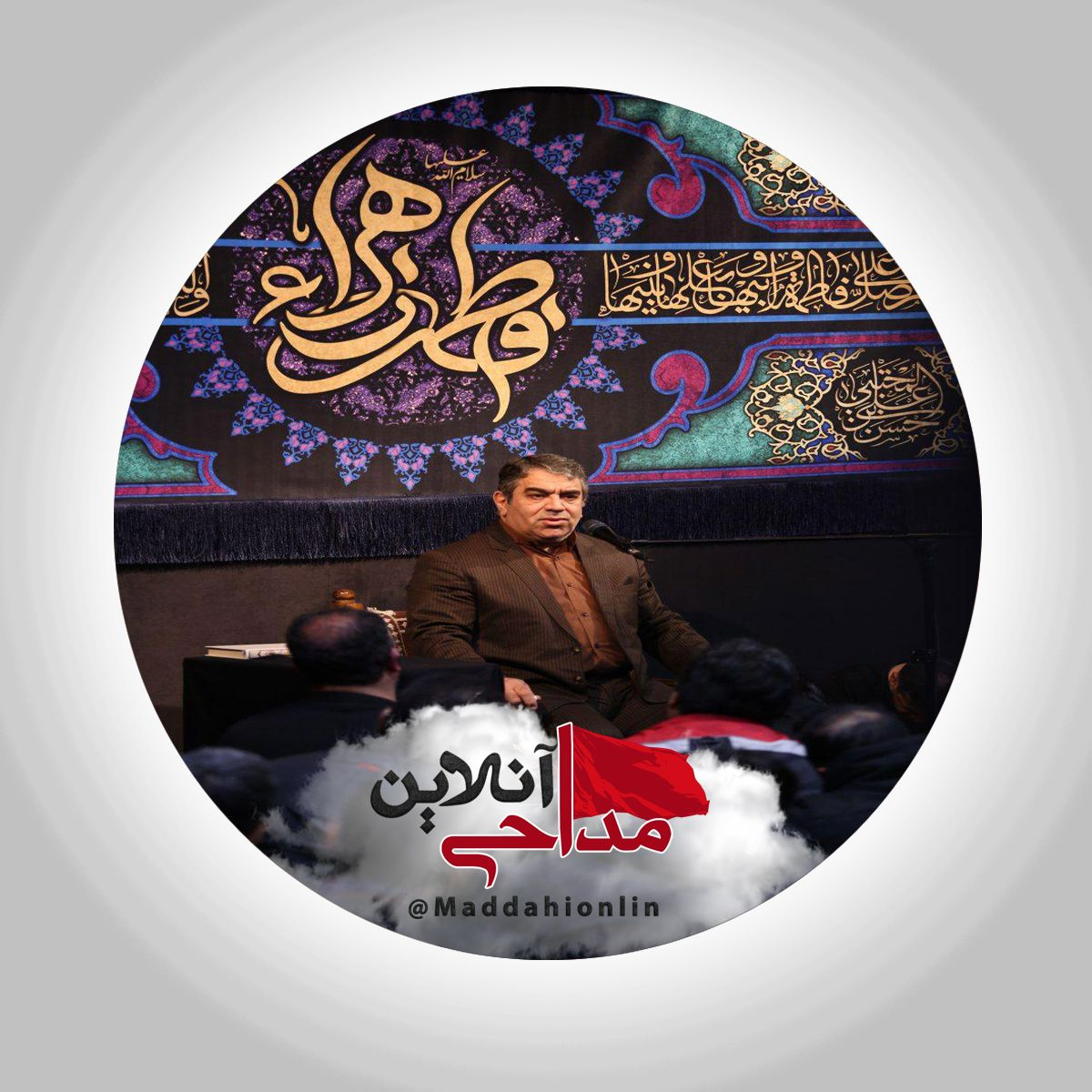 حاج حسن خلج شب دوم محرم