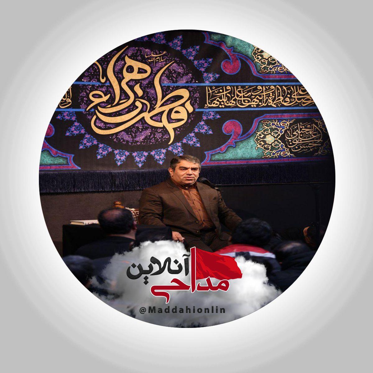 حاج حسن خلج شب پنجم محرم 98